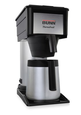 Bunn Coffee Maker High Altitude : Bunn Velocity Brew High Altitude 10-Cup Thermal Carafe Home Brewer BTD - Online Only Belk