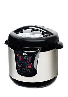 Maxi-Matic© Elite Platinum 8-qt. Digital Pressure Cooker - Online Only
