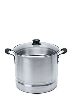 IMUSA 32-qt Aluminum Steamer with Glass Lid - Online Only