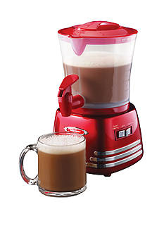 Nostalgia Electrics Retro Series Hot Chocolate Maker HCM700RETRORED - Online Only