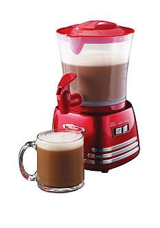 Nostalgia Electrics Retro Series Hot Chocolate Maker HCM700RETRORED - Online Only