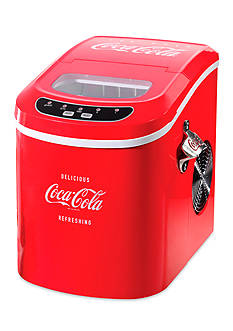 Nostalgia Electrics Coca-Cola Series Ice Maker ICE100COKE