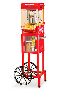 Nostalgia Electrics 48-in. Vintage Collection Popcorn Cart KPM200CART