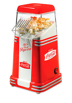 Nostalgia Electrics Coca-Cola Mini Hot Air Popcorn Popper - RHP310COKE