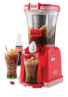 Nostalgia Electrics Coca-Cola Series Slush Machine RSM650COKE