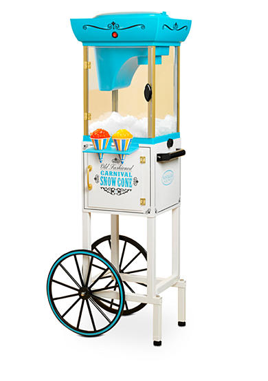 Nostalgia Electrics Vintage Collection Snow Cone Cart SCC399