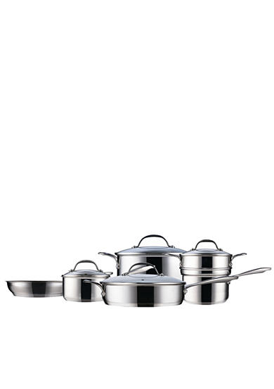 Curtis Stone Steelworks 10-Piece Cookware Set