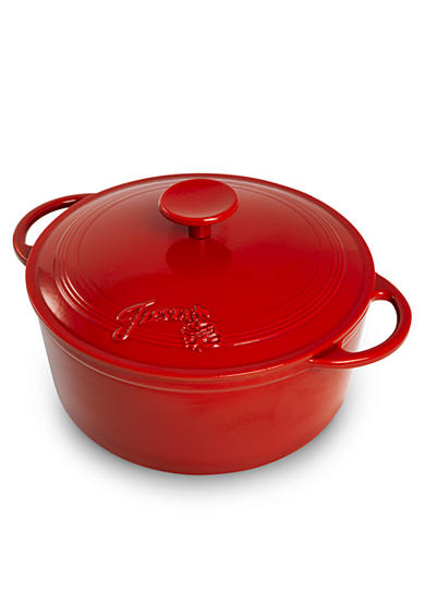 Fiesta® Cast Iron 5.3-qt. Dutch Oven - Online Only