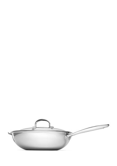 Oxo Good Grips Tri-Ply Stainless Steel Pro 5-qt. Covered Wok