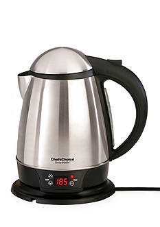 Chef'sChoice ChefsChoice International SmartKettle Cordless Electric Kettle M688