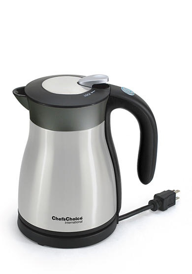 Chef'sChoice International KeepHot™ Thermal Electric Kettle Model 691