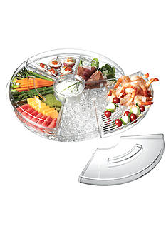 Prodyne Appetizers On Ice with Lids™