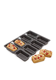 Chicago Metallic® Linked Mini Loaf Pan - Online Only