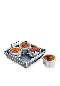 Chicago Metallic® 6-Piece Creme Brulee Set - Online Only
