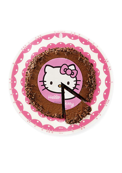 Siliconezone® Hello Kitty Cake Divider