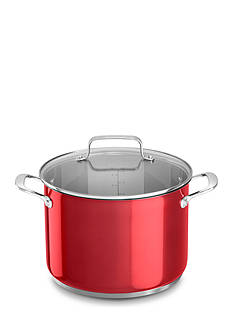 KitchenAid 8-qt. Stockpot with Lid KC2S80SCPC
