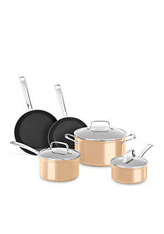 KitchenAid® Hard Anodized Nonstick 8-Piece Set KC3H1S08TZ
