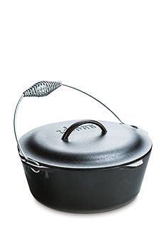 Lodge 7-qt. Cast Iron Dutch Oven