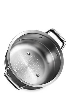 Tramontina Gourmet Prima Stainless Steel Tri-Ply Steamer Insert for 5-qt. Dutch Oven - Online Only
