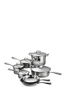 12-Piece Tramontina Gourmet Prima 18/10 Stainless Steel Cookware Set