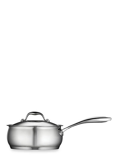 Tramontina Gourmet Domus 3-qt. Tri-Ply Base Covered Saucepan