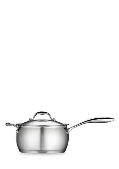 Tramontina Gourmet Domus 4-qt. Tri-Ply Base Covered Saucepan