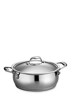 Tramontina Gourmet Domus 5-qt. Tri-Ply Base Covered Dutch Oven - Online Only