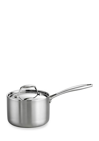 Tramontina Gourmet Stainless Steel Induction-Ready 2-qt. Covered Saucepan