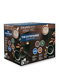 Keurig® Hot The Entertainer Variety Collection 48-Count