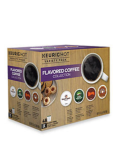 Keurig® Hot Flavored Variety K-Cup Pack 48-Count
