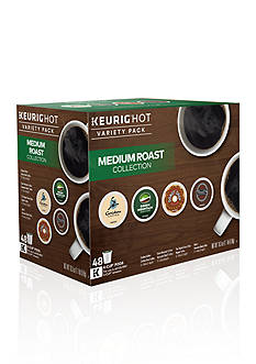 Keurig® Medium Roast Collection Hot Variety K-Cup Pack 48-Count