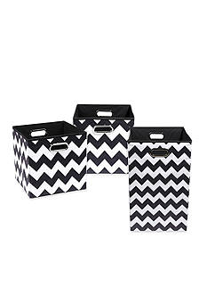 Modern Littles Bold Chevron Organization Bundle