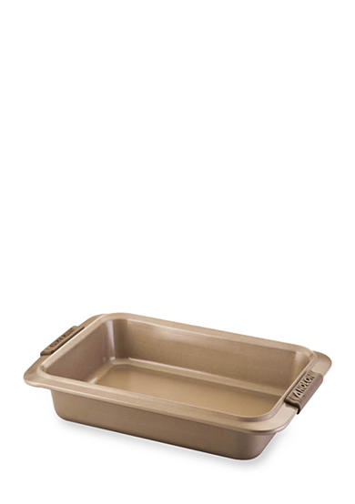 Anolon Bronze Collection Bakeware 9-in. x 13-in. Cake Pan