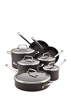 Anolon Authority Hard-Anodized Nonstick 12-Piece Cookware Set