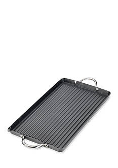 Circulon Hard-Anodized Nonstick Double Burner Griddle - Online Only