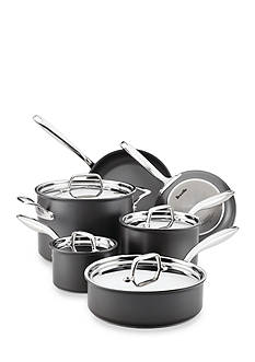 Breville Thermal Pro™ 10-Piece Hard-Anodized Nonstick Cookware Set