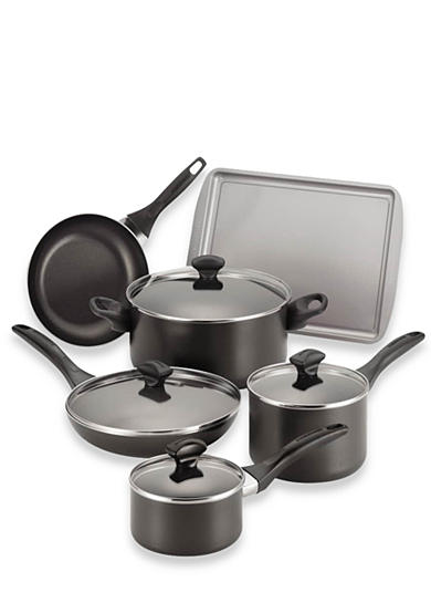 Farberware 15-Piece Nonstick Cookware Set   Belk