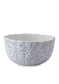 Paula Deen Speckled Stoneware Ceramic 3-qt. Mixing Bowl