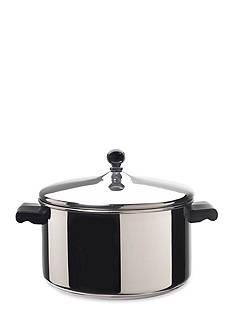 Farberware Classic Series 6-qt. Covered Stockpot, Stainless Steel