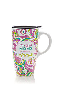 Home Accents® Promoted To Nana Latte Mug with Gift Box