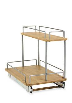 Glidez™ 11.5-in. Bamboo Cabinet Organizer
