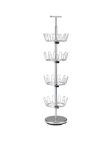 Household Essentials® 4-Tier Revolving Shoe Tree - Online Only