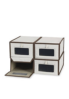 Household Essentials® Small Vision Shoe Box - Online Only