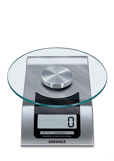 Soehnle STYLE Precision Digital Food Scale