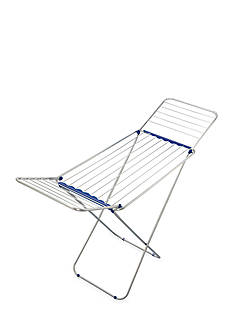 Household Essentials Leifheit Siena 180 Aluminum Drying Rack