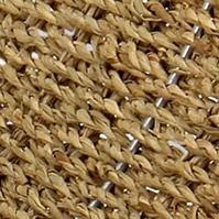 Home Organization: Seagrass Household Essentials Scoop Wicker Magazine Rack - Online Only
