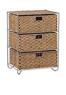 Household Essentials® Seagrass/Rattan