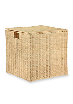 Household Essentials® Rattan nested boxes Online Only