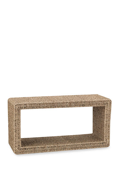 Household Essentials® Seagrass Wicker Modular Coffee Table - Online Only