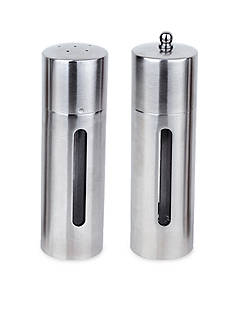 BergHOFF® 2-Piece Round Salt and Pepper Mill Set